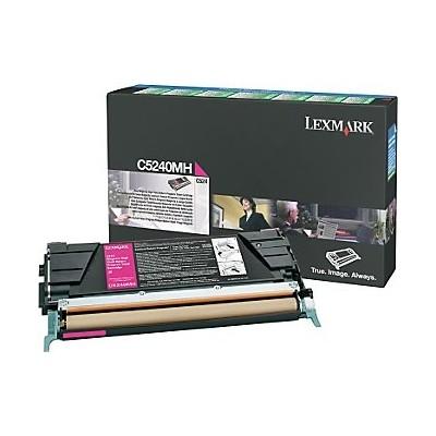 Lexmark Cartridge Magenta 5k (C5240MH)