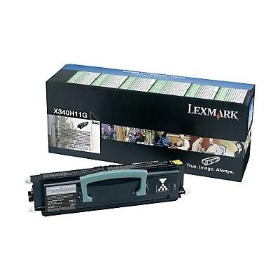 Lexmark Cartridge Black (X340H11G) Return
