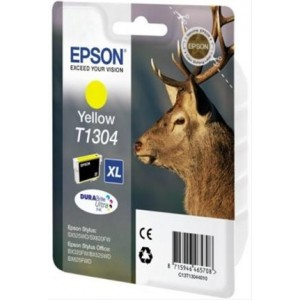 Epson Ink T1304 Yellow (C13T13044012)