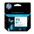 HP Ink No.711 Cyan tri-pack (CZ134A)
