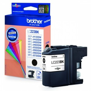 Brother Ink LC 223 Black 0,55k (LC223BK)