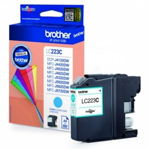 Brother Ink LC 223 Cyan 0,55k (LC223C)