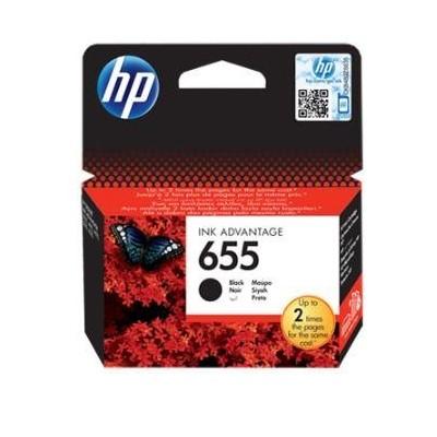 HP Ink No.655 Black (CZ109AE)