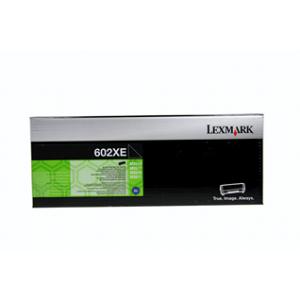 Lexmark Cartridge 602XE Black (60F2X0E) Corporate