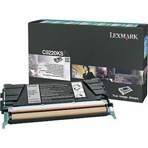 Lexmark Cartridge Cyan (C5200CS) Return