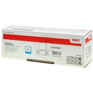 Oki Toner C532 / MC573 Cyan 6k (46490607)