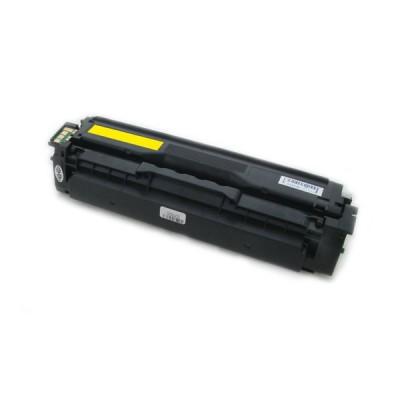 Картридж Samsung CLT-Y506L Желтый, совместимый