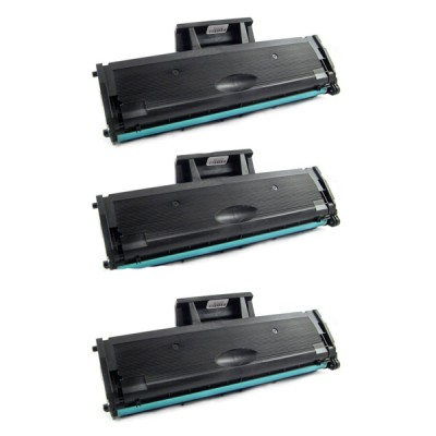 Картридж Samsung MLT-D101S / 2160 / 2165 / 3400 Комплект 3 шт, совместимый