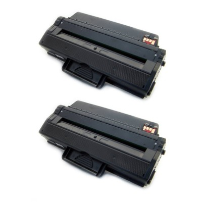Картридж Samsung MLT-D103L / ML-2950 Комплект 2 шт, совместимый