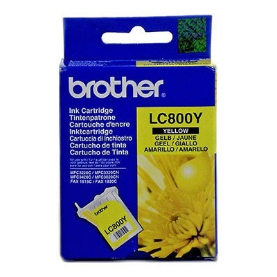 Brother LC800Y Expired date