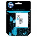 HP Ink No.38 Light Cyan (C9418A) 90g expired date