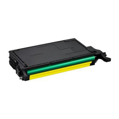 Картридж Samsung CLT-Y5082L Желтый, совместимый