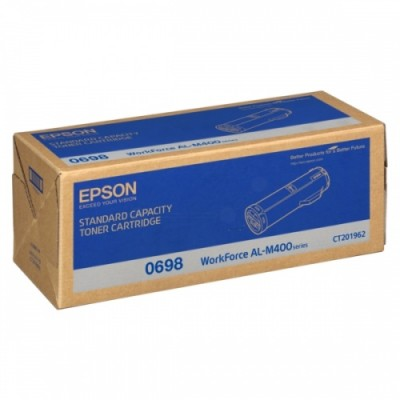 Epson Cartridge Black 12K (C13S050698) End-of-Life
