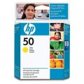 Hewlett-Packard 50 Yellow (51650YE) Expired date