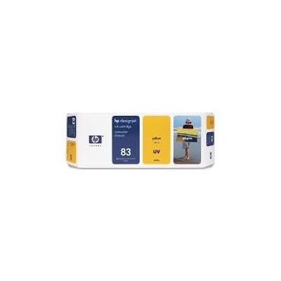 HP Ink C4943A No.83 Yellow (C4943A)