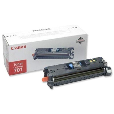 Canon Cartridge 701 Cyan (9286A003)