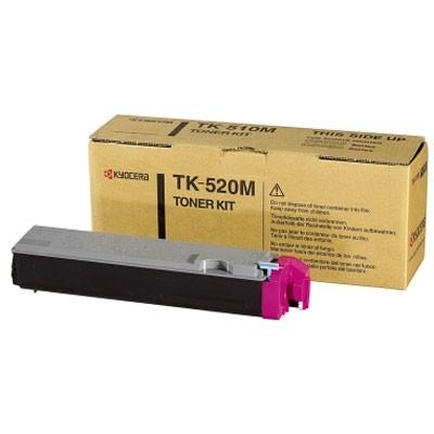 Kyocera Toner TK-520 Magenta (1T02HJBEU0)