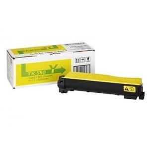 Kyocera Toner TK-550 Yellow (1T02HMAEU0)