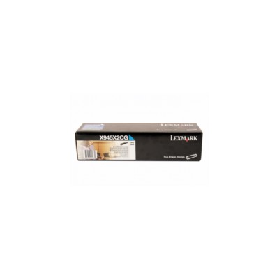 Lexmark Cartridge Cyan (X945X2CG)