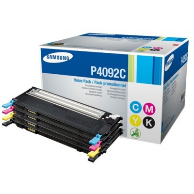 Samsung Cartridge Rainbow-Kit (CLT-P4092C/ELS) Open Box