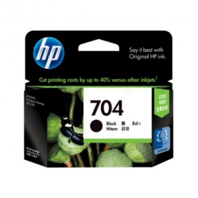 HP Ink No.704 Black (CN692AE) Expired Date