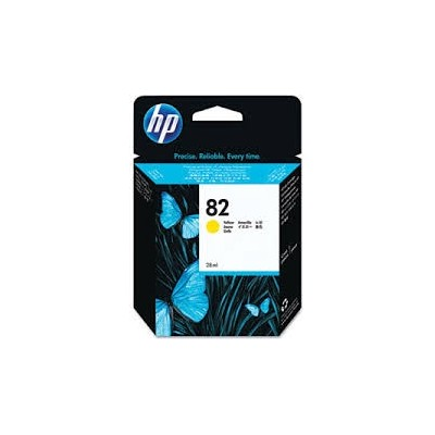 HP Ink No.82 Yellow (CH568A) Expired date